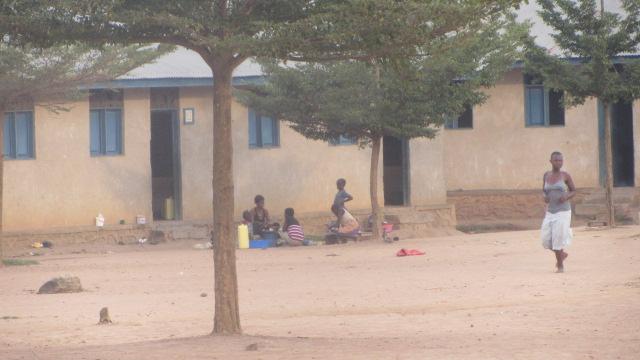 Des déplacés en Territoire de Beni