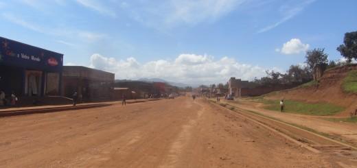 Le Boulevard Principal de Butembo