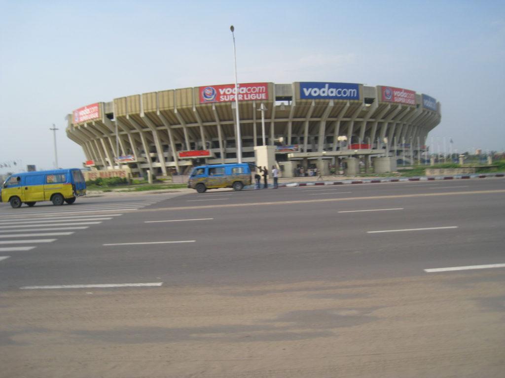 Stade des Martyres Kin