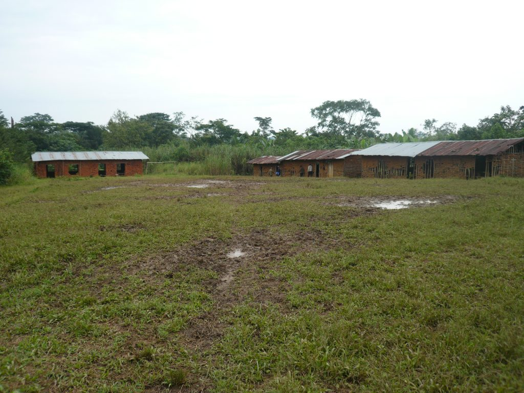 Une école du Territoire de Lubero.Photo DeoSIKU/GADHOP