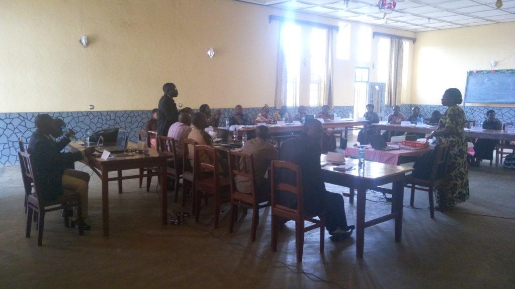 Photos des participants atelier Mini Réseau plaidoyer Butembo (1)