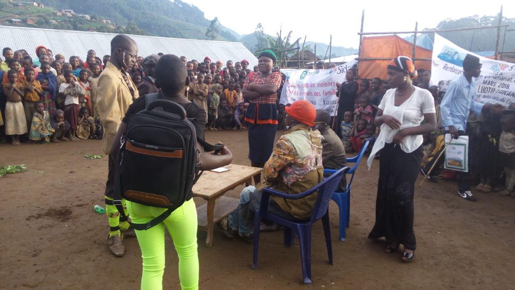 Théatres de sensibilisations à Kimbulu (50)