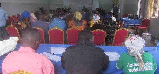 Formation des CLDH sur les droits de la femme à Butembo. Photo GADHOP