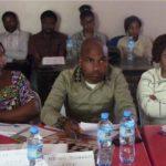 GADHOP : Images de  l'atelier de lancement du projet et  formation des enquêteurs