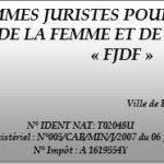 Bulletin hebdomadaire des activités de la FJDF allant du 30 décembre 2019 au 05 janvier 2020